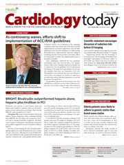 Cardiology Today November 2014