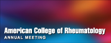 American College of Rheumatology Annual Meeting