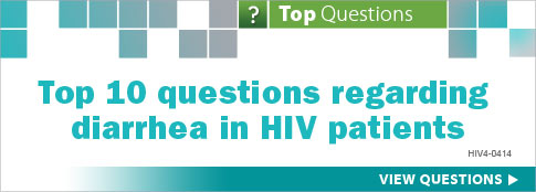 Top 10 Questions Regarding Diarrhea in HIV Patients