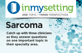 In My Setting: Sarcoma