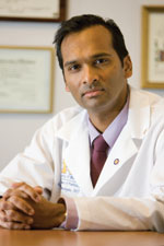 Identifying effective treatment combinations is one of the biggest challenges of precision medicine, according to Arul M. Chinnaiyan, MD, PhD.