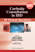 Curbside Consultation in IBD Book Cover