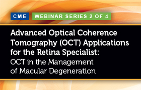 OCT in the Management of Macular Degeneration