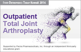 Outpatient Total Joint Arthroplasty