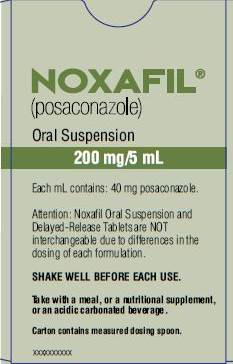 Oral Suspension Label