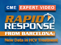 Rapid Response from Barcelona: New Data in HCV Treatment
