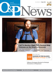 O&P May 2016 issue